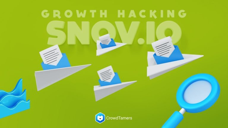 Growth Hacking with Snov.io