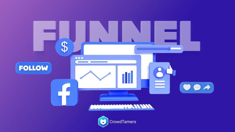 Building a top of funnel test campaign on Facebook