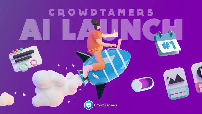 CrowdTamers AI Launch Report: Week 1