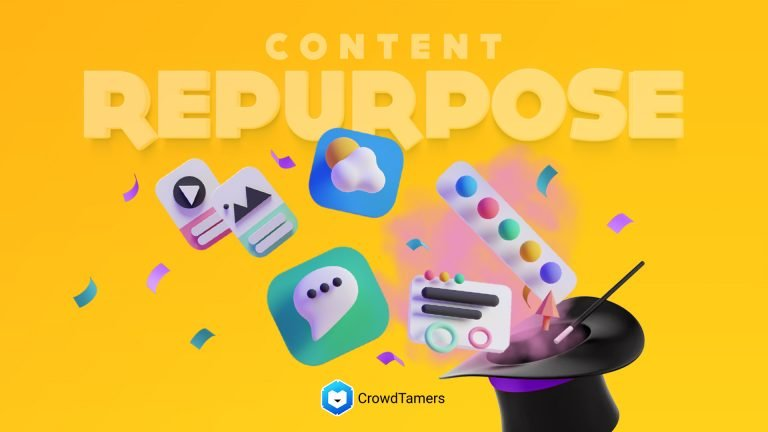 Once is Never Enough: How to Repurpose Content