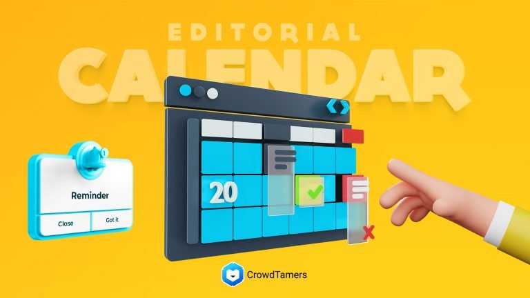 Level up your Content Game with Editorial Calendar