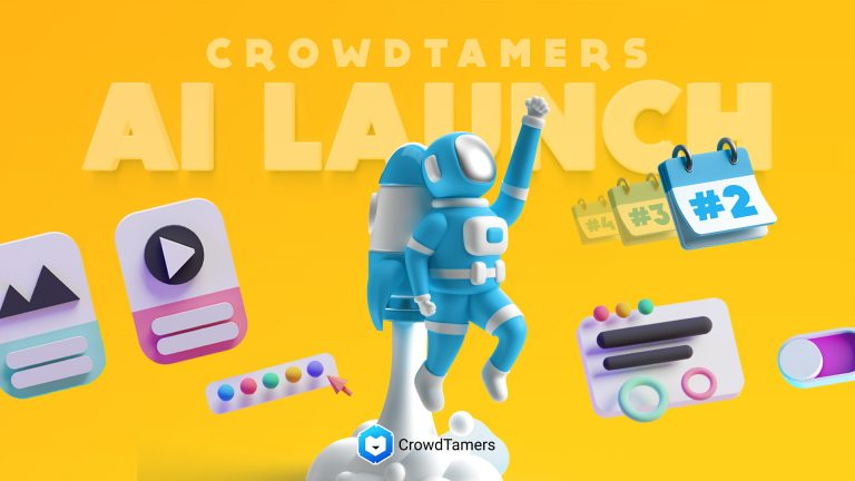 CrowdTamers AI Launch Report: Week 2