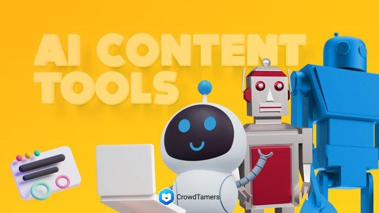 AI Content Generator Tools Comparison