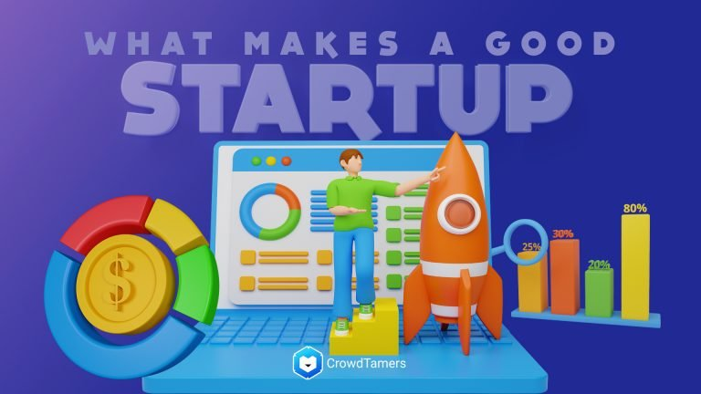 The signs of a good early-stage startup